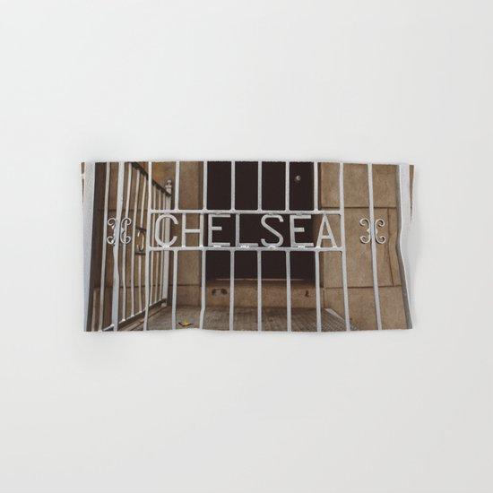 Chelsea II Hand & Bath Towel