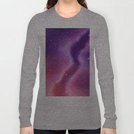 Galaxy tendril Long Sleeve T-shirt