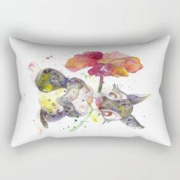 Thumper With Flower Rectangular Pillow