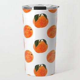 Peach Harvest Travel Mug