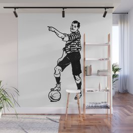 Football Soccer Wall Mural