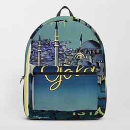 Golden Horn Istanbul Backpack