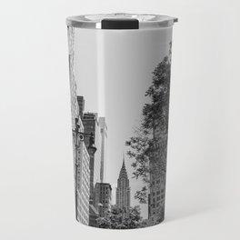 Chrysler Building Travel Mug