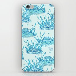 Toad-ally Awesome iPhone Skin