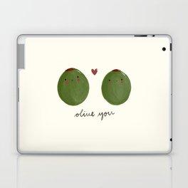 Olive you Laptop & iPad Skin