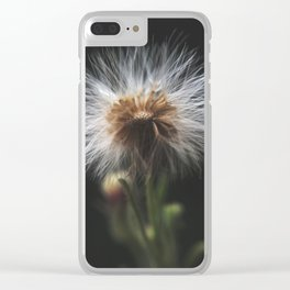 Believe Clear iPhone Case