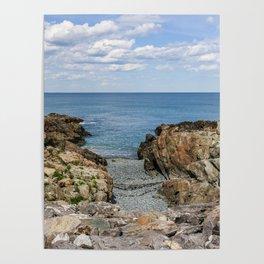 Marginal Way/Maine's Rocky Coast Poster