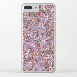 Venn Clear iPhone Case