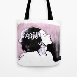 No Nonsense About Angels And Being Good Tote Bag