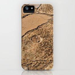 Broken millstones iPhone Case