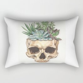From Death Grows Life Rectangular Pillow