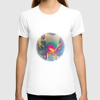 sunrise T-shirts featuring Sunrise by Klara Acel