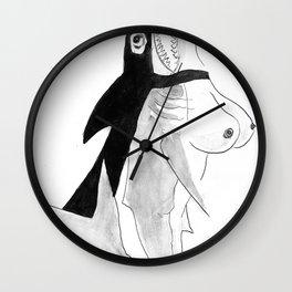 Sharktits! Wall Clock