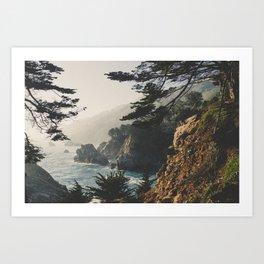 Big Sur Kunstdrucke