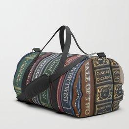 Dickens Books Duffle Bag