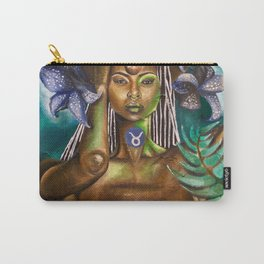 Taurus Goddess Carry-All Pouch