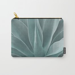 Azul Agave Plant Carry-All Pouch