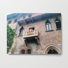 Love in Verona Metal Print