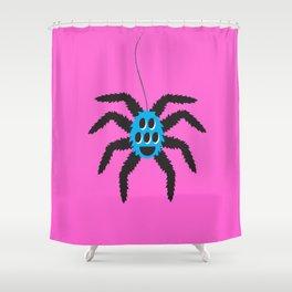 Itsy Bitsy Spider Pauline Shower Curtain