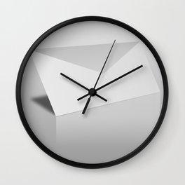 Envelope Wall Clock