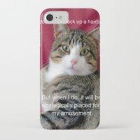 meme iPhone & iPod Cases featuring TJ Meme by Frankie Cat