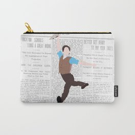NEWSIES – LOGO Carry-All Pouch