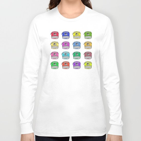 Write on Long Sleeve T-shirt