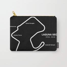 RennSport Shrine Series: Laguna Seca Edition Carry-All Pouch