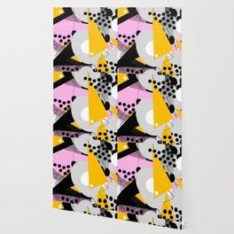 Drops of ink Wallpaper