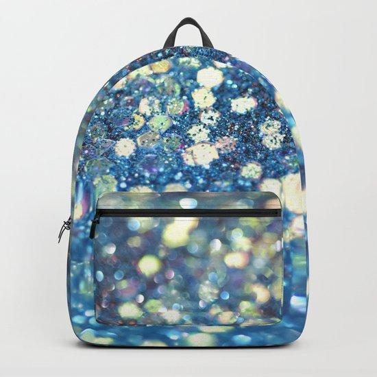 Her Mermaid Sea Backpack