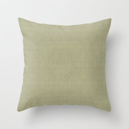 Celadon Prophet Throw Pillow