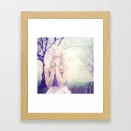 From the Mist Framed Art Print