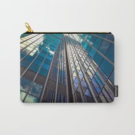 Glass Tower Carry-All Pouch