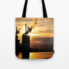 At What Cost Tote Bag