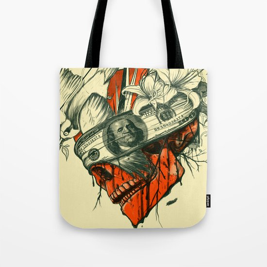 Blind Tote Bag