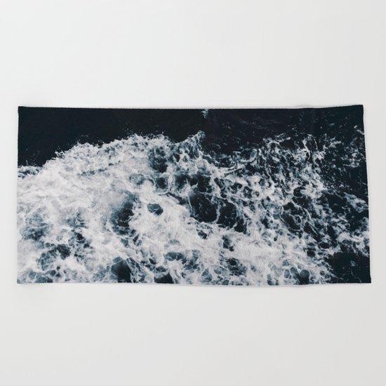 Deep water #ocean Beach Towel