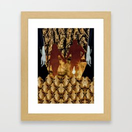 Eureka Paprika Framed Art Print