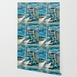 The Cattle Truck Wallpaper