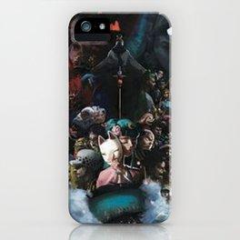 Wano kuni all-star iPhone Case