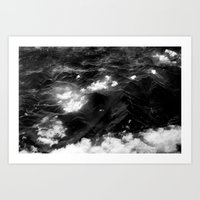 joy division Art Prints featuring almost joy division by sustici