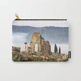 Meknes, Morocco Ancient Architecture Carry-All Pouch