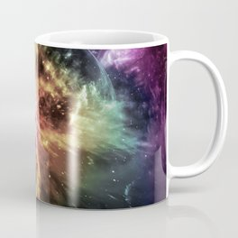 Mitosis of the Universe Coffee Mug