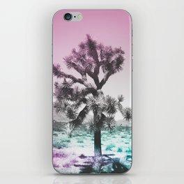 Joshua Tree - Ultraviolet iPhone Skin