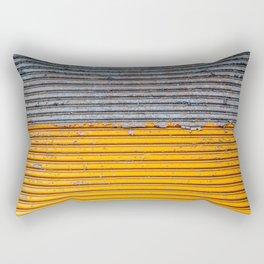 Painting away Rectangular Pillow