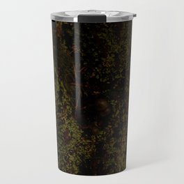Fractal Forest Travel Mug