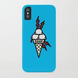 Brrrr iPhone Case