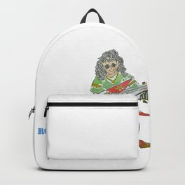 rockstar legend Backpack