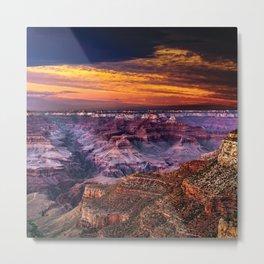 Grand Canyon, Arizona Metal Print