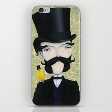Sir Henry iPhone Skin