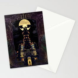 Magus Castle Stationery Cards